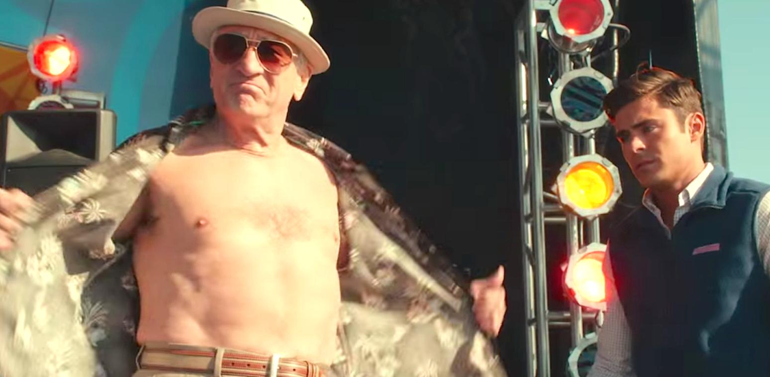 Dirty Grandpa (2016), Robert De Niro, Zac Efron