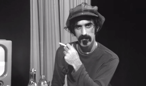 Eat That Question - Frank Zappa in His Own Words (2016), Frank Zappa