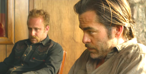 Hell Or High Water (2016), Ben Foster, Chris Pine