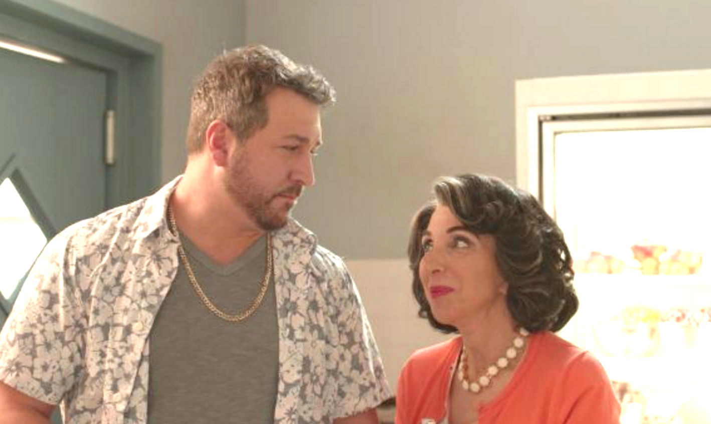 My Big Fat Greek Wedding 2 (2016), Joey Fatone, Andrea Martin