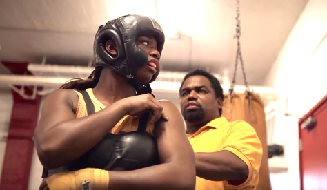 T-Rex (2015), Claressa Shields, Jason Crutchfield