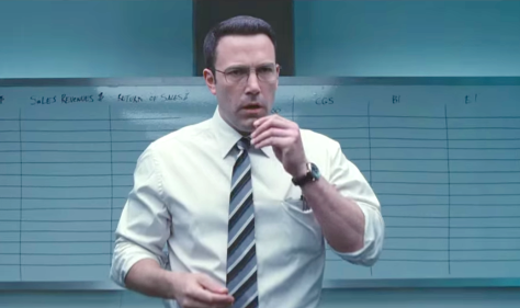 The Accountant (2016), Ben Affleck