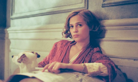 The Danish Girl (2015), Alicia Vikander