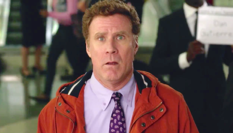 Daddy's Home (2015), Will Ferrell (Stepdad)