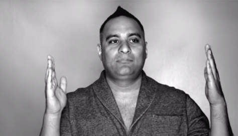 Dying Laughing (2016), Russell Peters