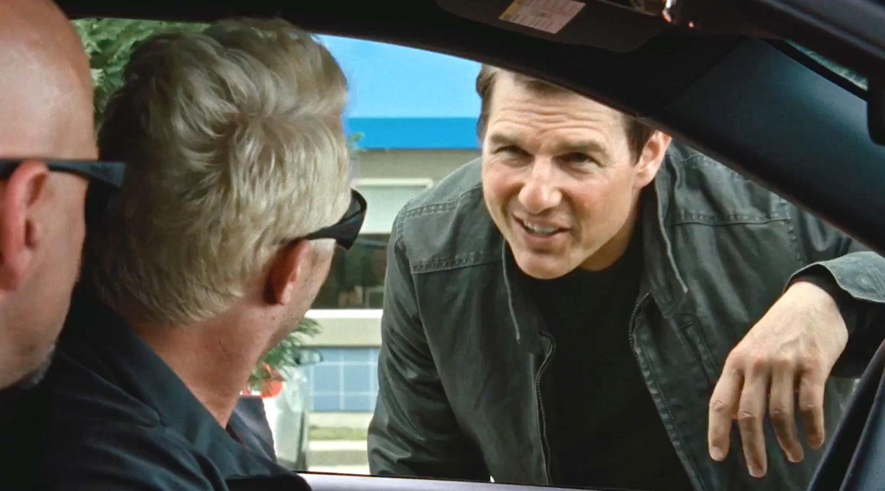 Jack Reacher - Never Go back (2016), Tom Cruise