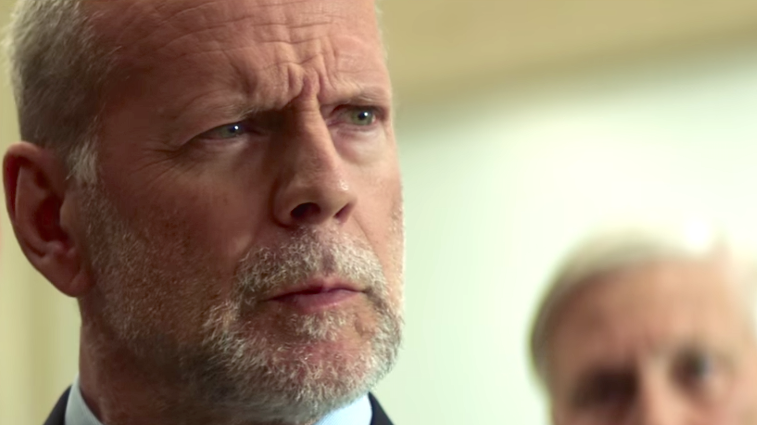 Maruaders (2016), Bruce Willis