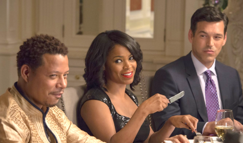 The Best Man Holiday (2013), Terrence Howard, Nia Long, Eddie Cibrian