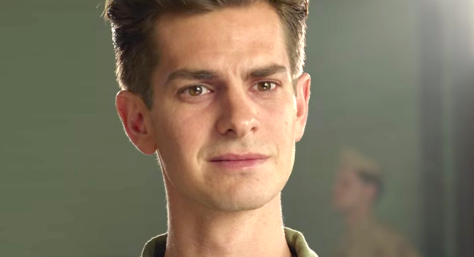 Andrew Garfield is the star of Mel Gibson's latest film, Hacksaw ...