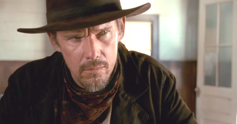 In A Valley Of Violence (2016), Ethan Hawke