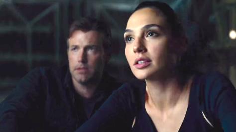 Justice League (2017), Ben Affleck, Gal Gadot