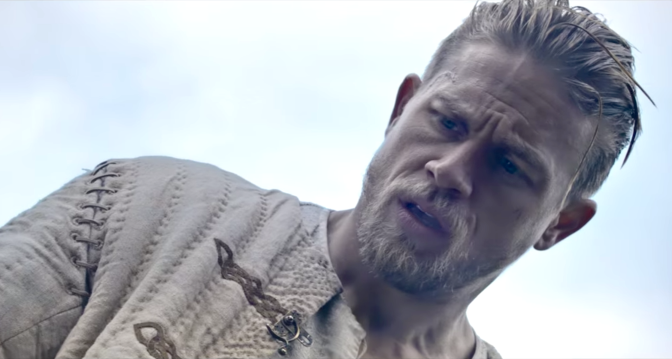 KING ARTHUR – LEGEND OF THE SWORD (2017): New Trailer From Director Guy Ritchie Starring Charlie Hunnam, Jude Law…