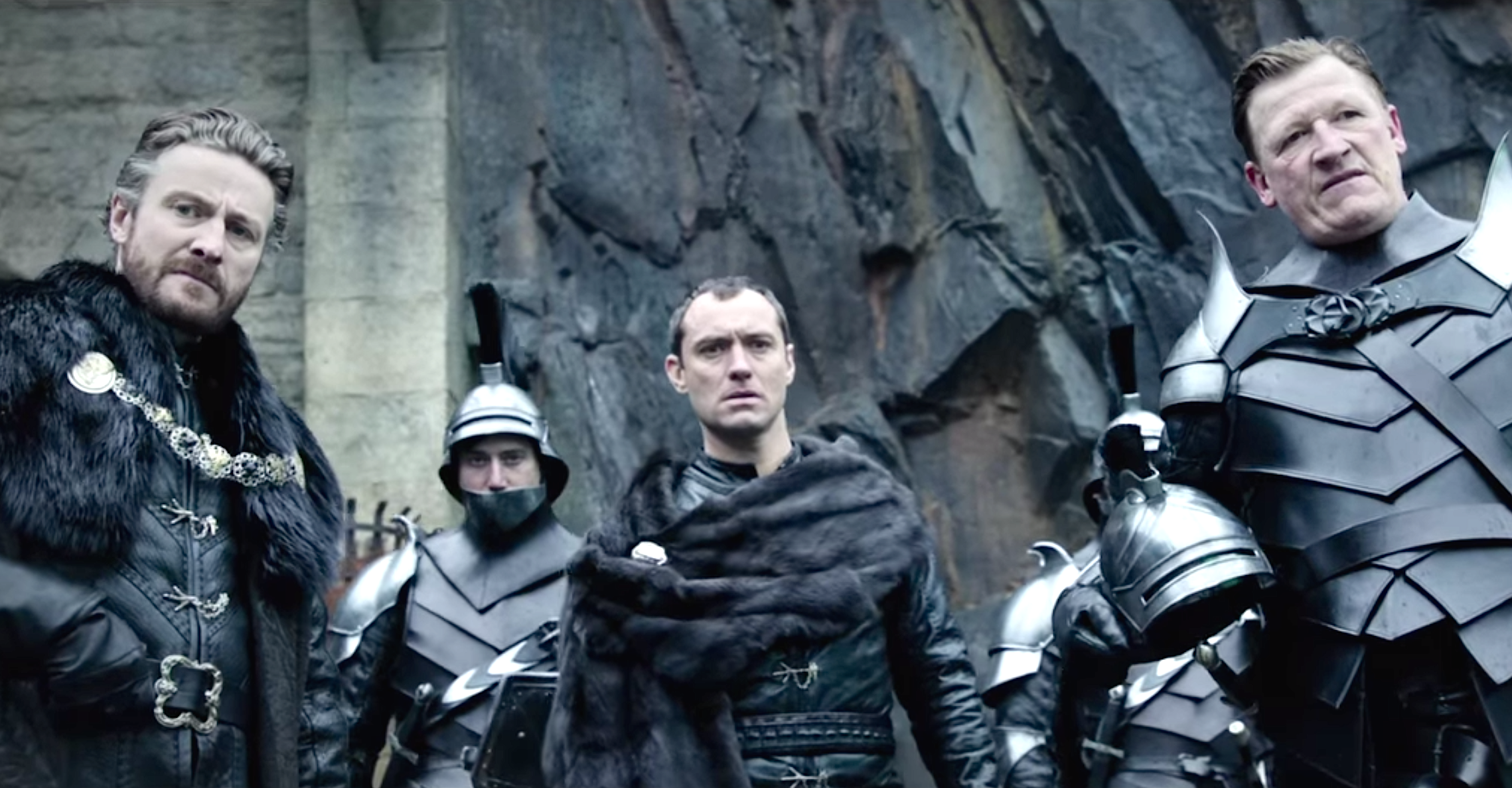 King Arthur - Legend Of The Sword (2017), Jude Law