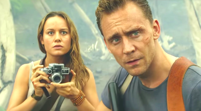 KONG – SKULL ISLAND (2017): New Trailer From Tom Hiddleston, Brie Larson, John Goodman…