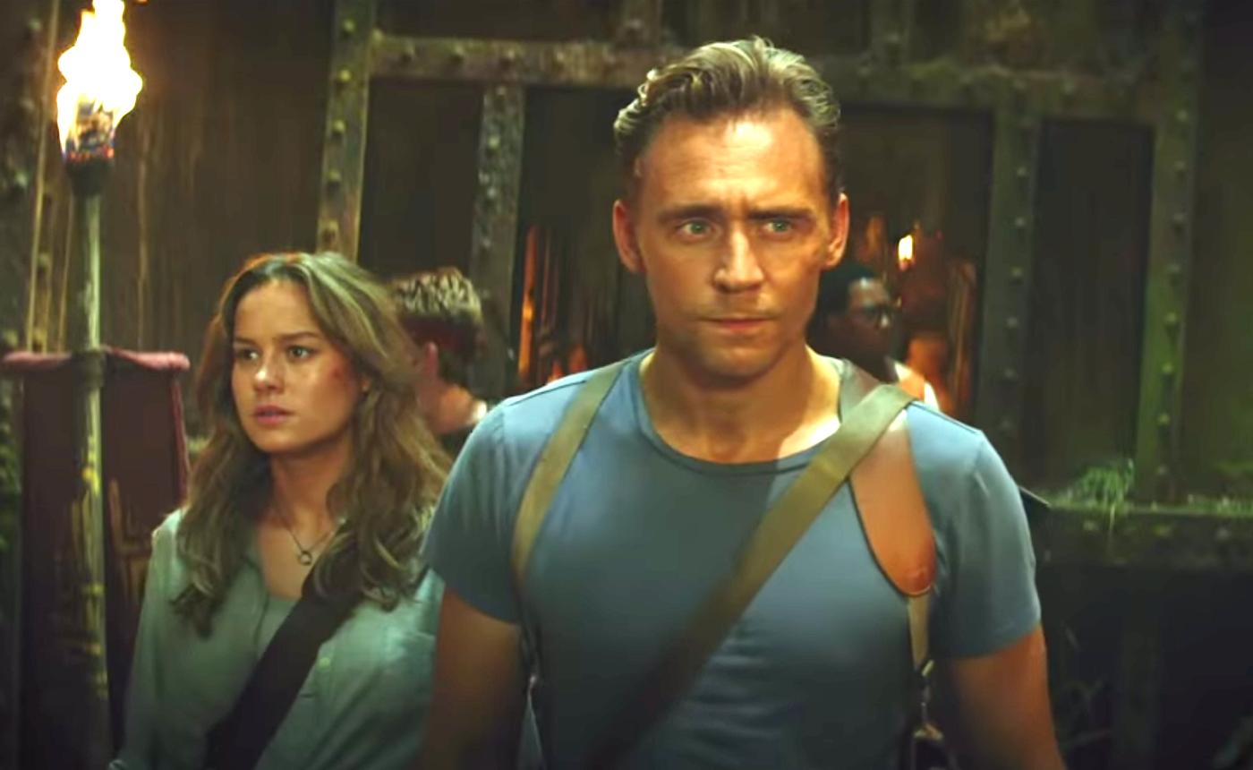Kong - Skull Island (2017) Brie Larson, Tom Hiddleston