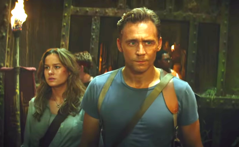 Kong - Skull Island (2017) Brie Larson, Tom Hiddleston