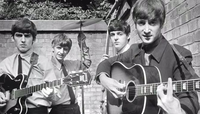 THE BEATLES – EIGHT DAYS A WEEK – THE TOURING YEARS: New Trailer For The Beatles Documentary