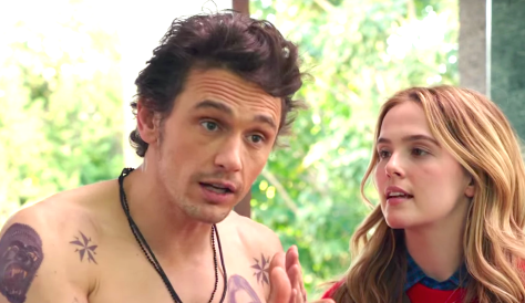Why Him? (2016), James Franco, Zoey Deutch