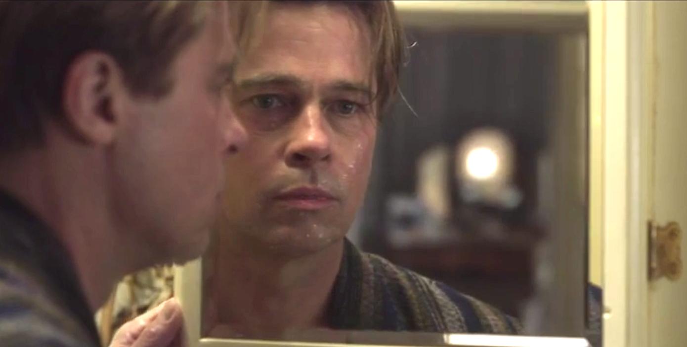 Allied (2016), Brad Pitt