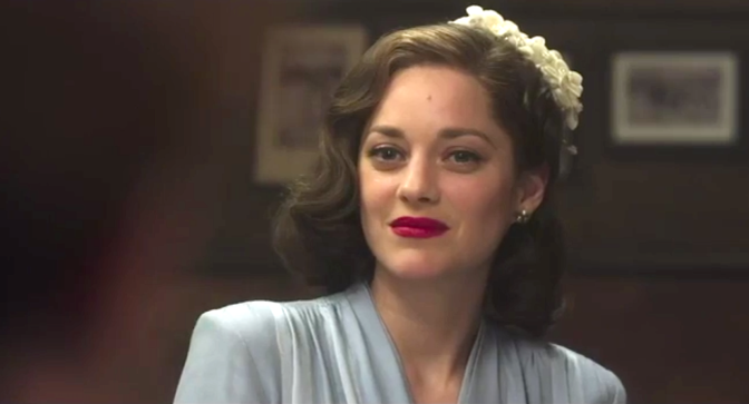 Allied (2016), Marion Cotillard