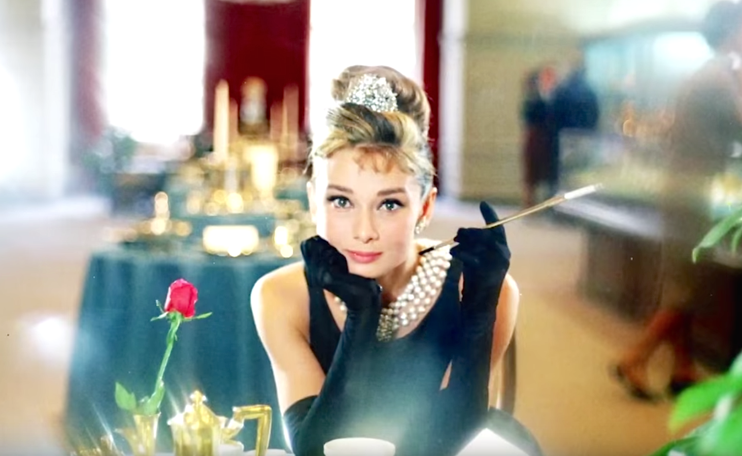 Crazy About Tiffany's (2016), Audrey Hepburn In Matthew Miele Directed Tiffany & Co. Documentary