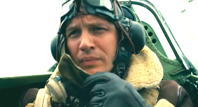 Dunkirk (2017), Tom Hardy
