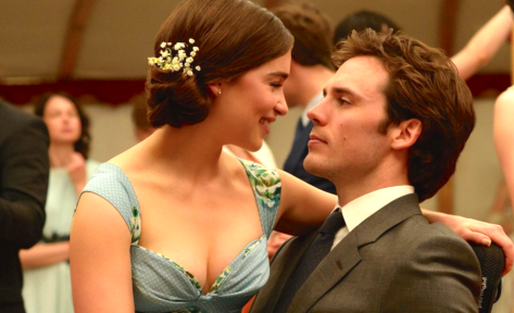 Me Before You (2016), Emilia Clarke, Sam Claflin