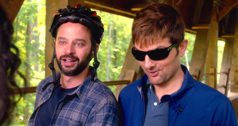 My Blind Brother (2016), Nick Kroll, Adam Scott
