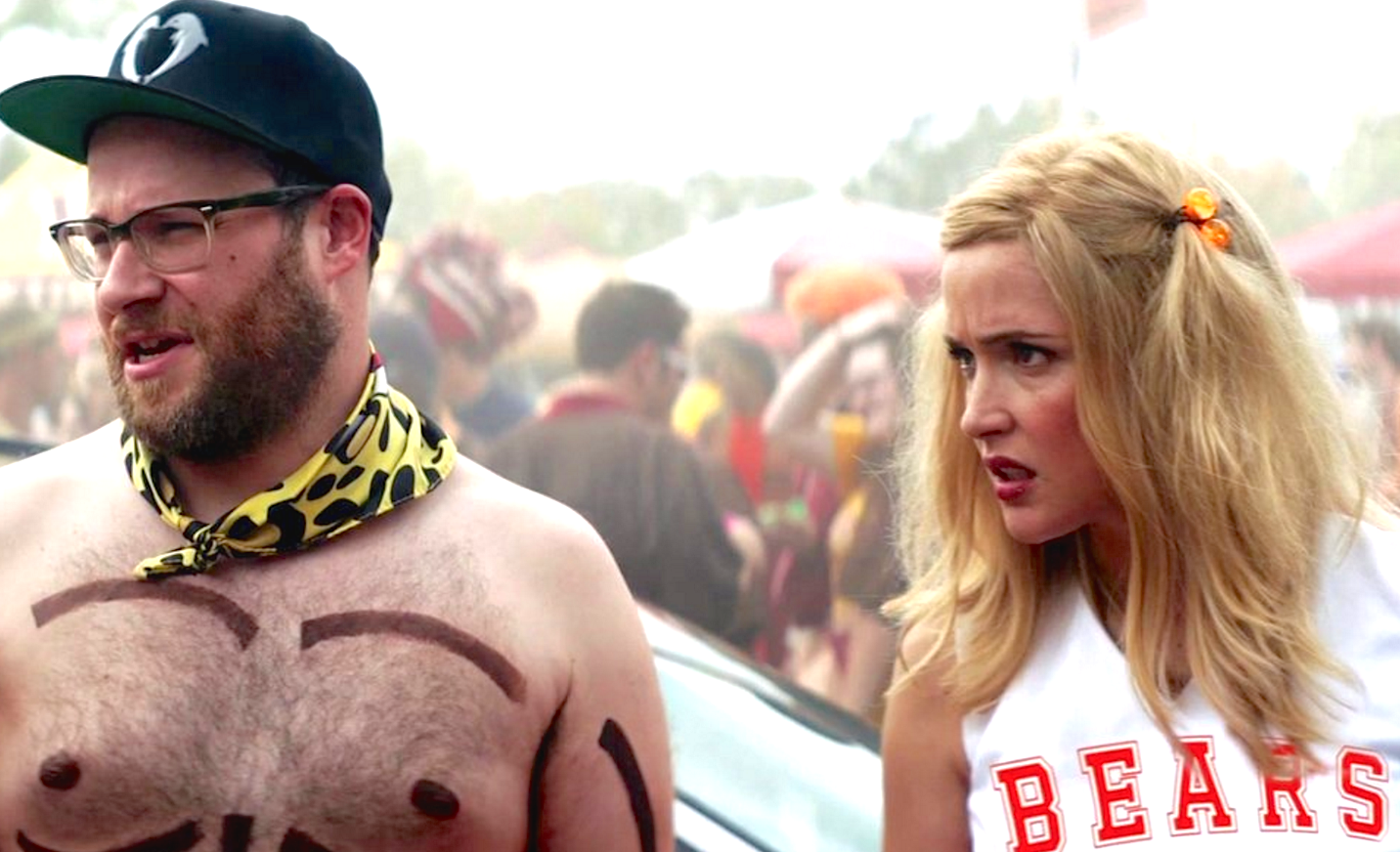 Neighbors 2 - Sorority Rising (2016), Seth Rogen, Rose Byrne