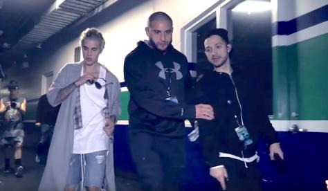 Bodyguards - Secret Lives from the Watchtower (2016), Justin Bieber, Bodyguard