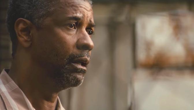 FENCES (2016): New Trailer From Denzel Washington, Viola Davis, Jovan Adepo…