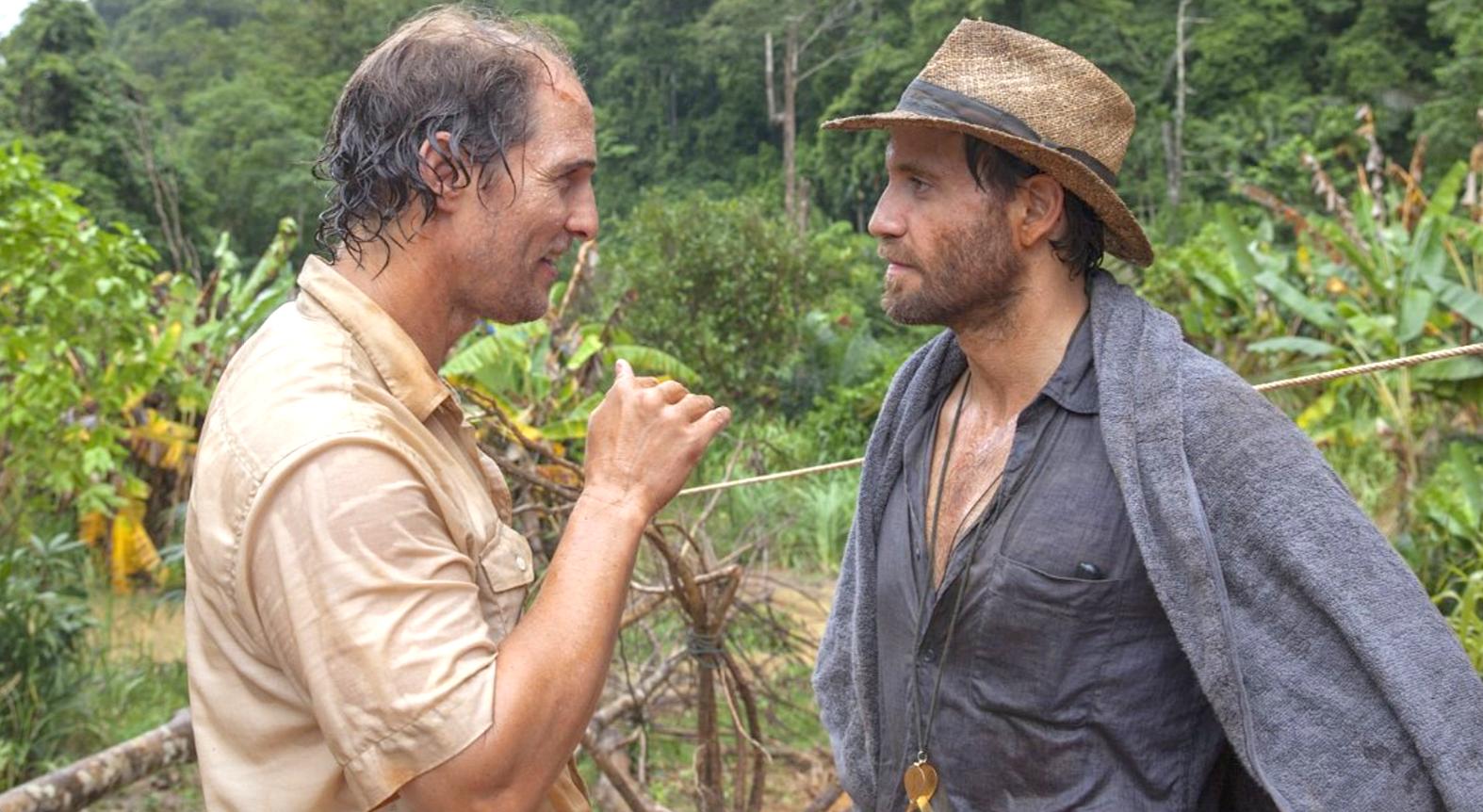 Gold (2016), Matthew McConaughey, Edgar Ramirez