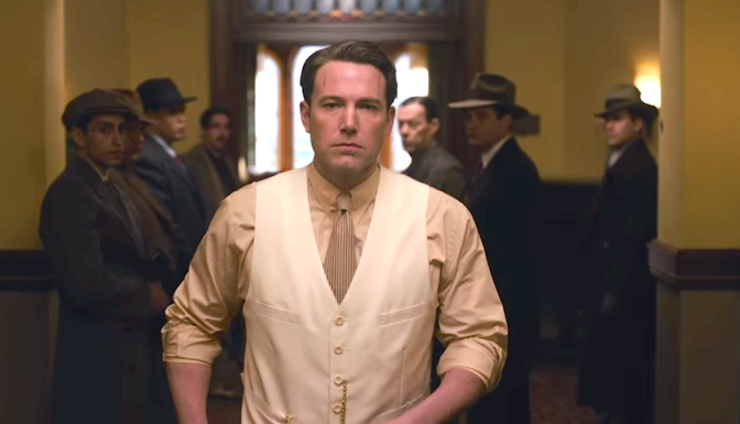 LIVE BY NIGHT (2017): New Trailer from Ben Affleck, Zoe Saldana, Elle Fanning…
