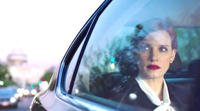 MISS SLOANE (2016): New Trailer Starring Jessica Chastain, Gugu Mbatha-Raw, Jake Lacy…