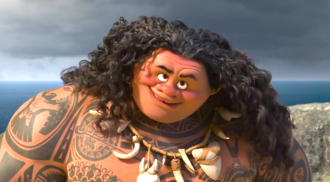MOANA (2016): New Official Trailer Starring Auli'i Cravalho, Dwayne Johnson, & Alan Tudyk