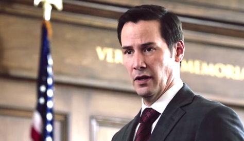 The Whole Truth (2016), Keanu Reeves
