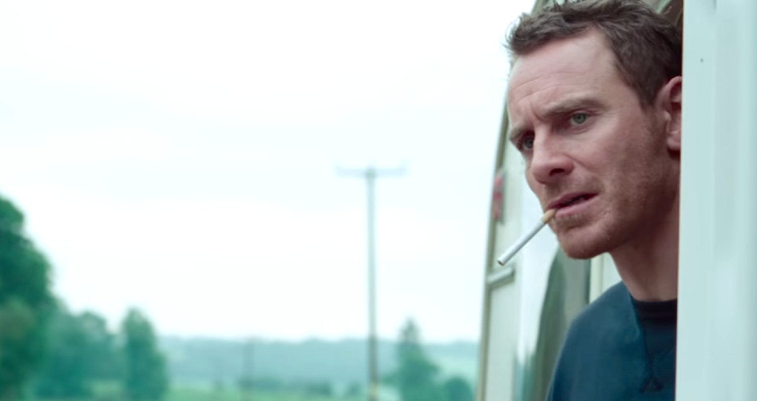 Trespass Against Us (2016), Michael Fassbender