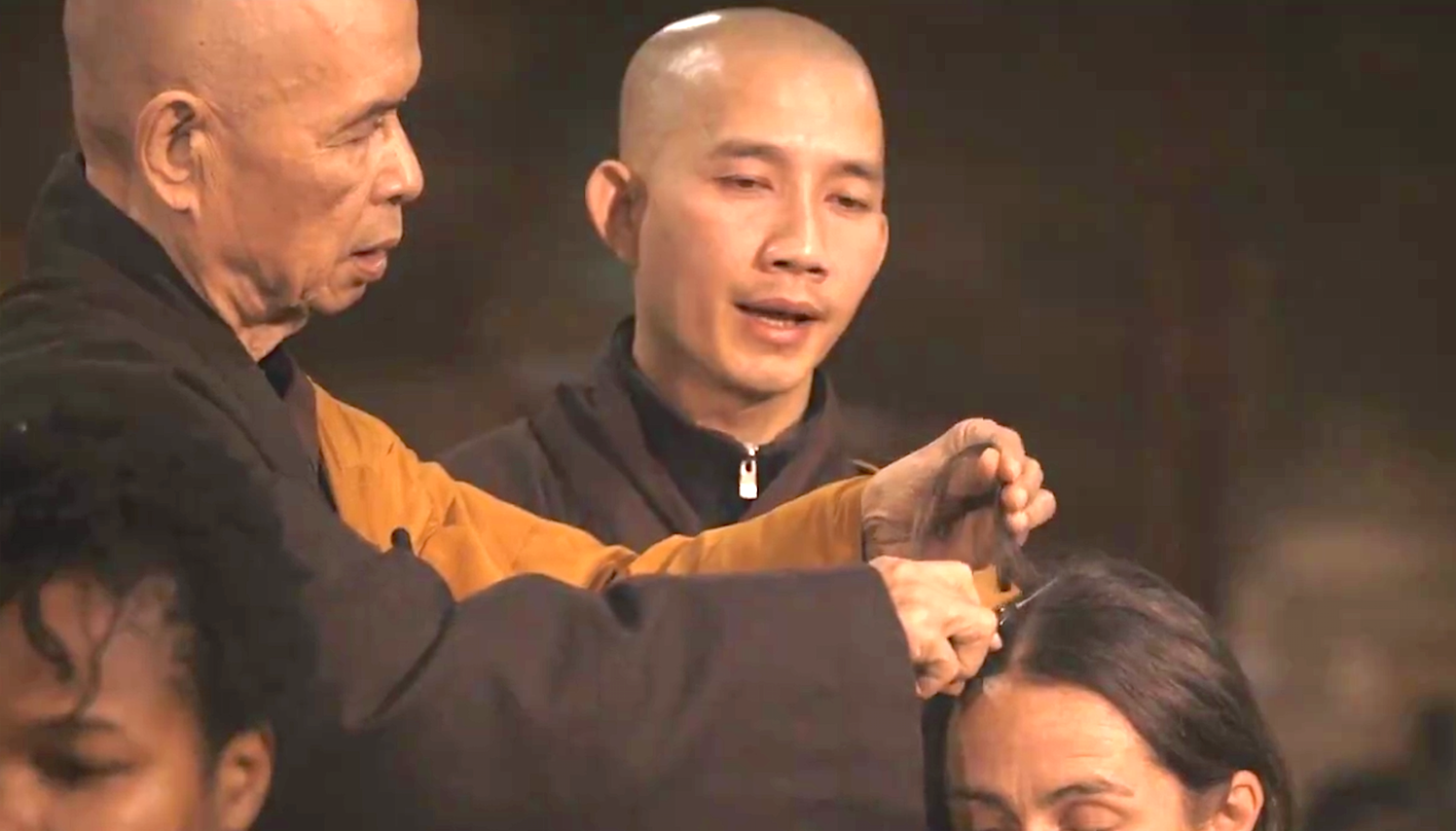 Walk With Me (2016), Thich Nhat Hanh