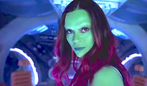 Guardians Of The Galaxy Vol. 2 (2017), Zoe Saldana