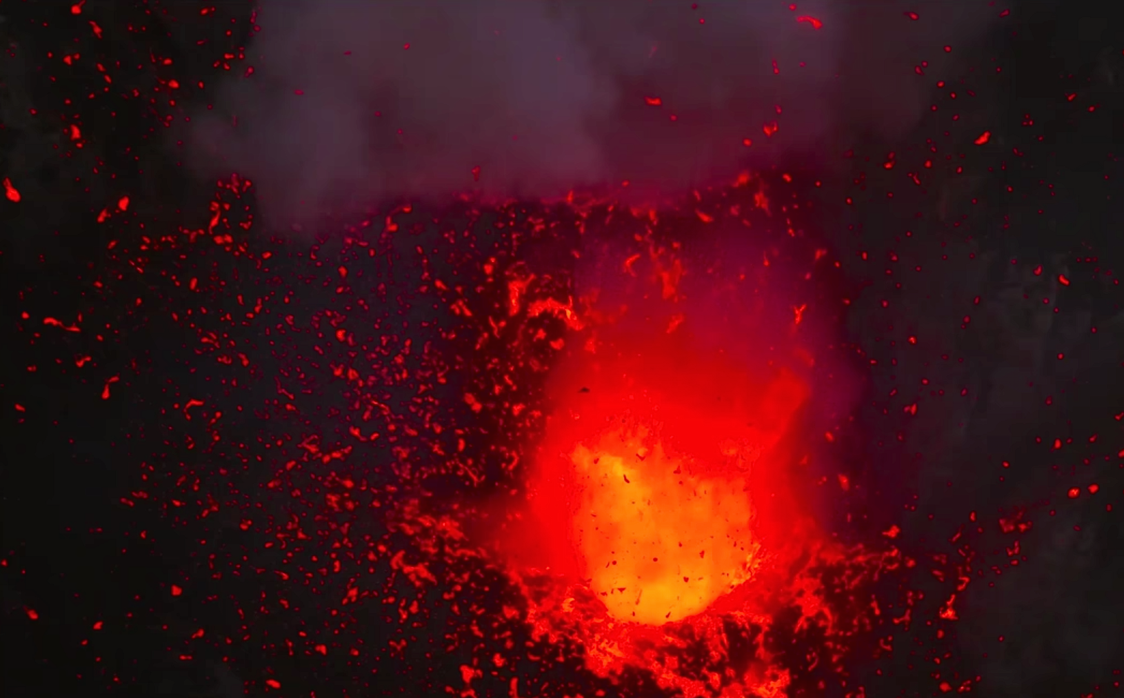 Into The Inferno (2016), Werner Herzog Volcano Documentary