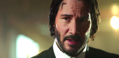 John Wick - Chapter 2 (2017), Keanu Reeves