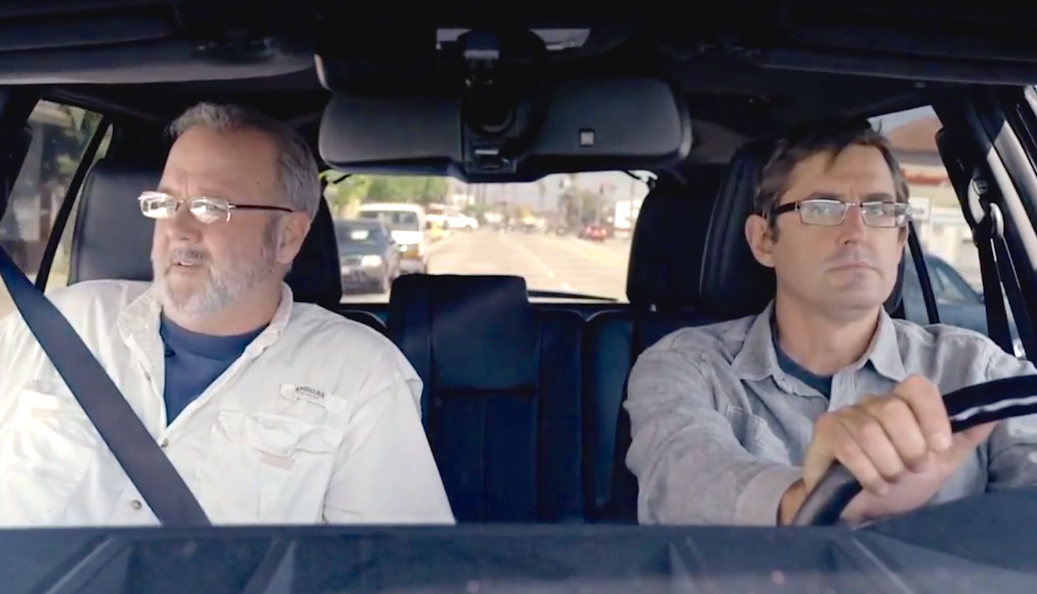My Scientology Movie (2015), Marty Rathbun, Louis Theroux