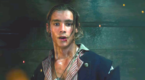 Pirates of the Caribbean - Dead Men Tell No Tales (2017), Brenton Thwaites