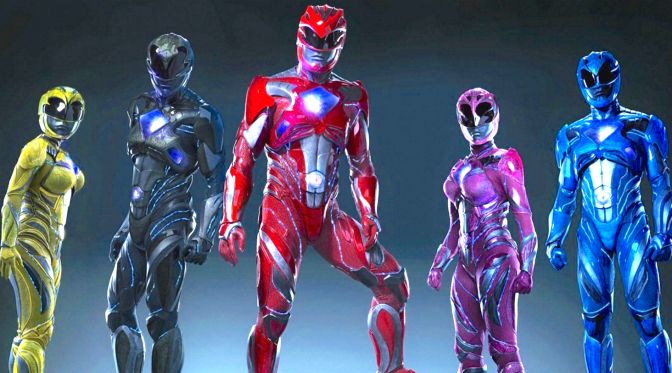 POWER RANGERS (2017): New Trailer From Elizabeth Banks, Bryan Cranston, Bill Hader…