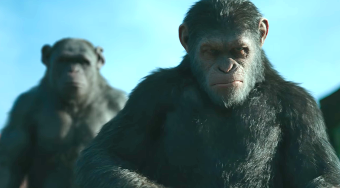 WAR FOR THE PLANET OF THE APES (2017): New Trailer From Woody Harrelson, Andy Serkis, Ruby Rose…