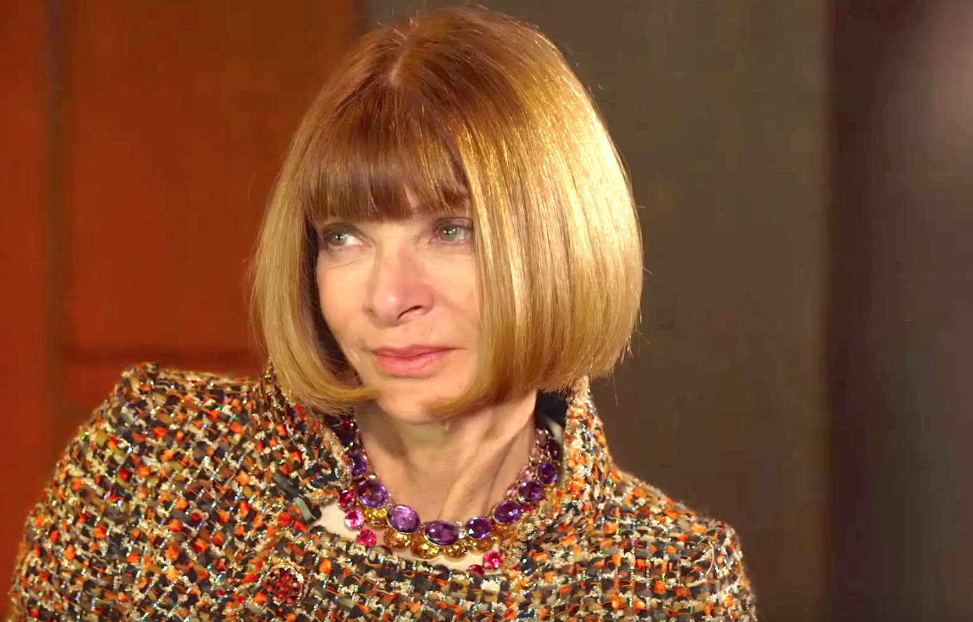 The First Monday In May (2016), Anna Wintour
