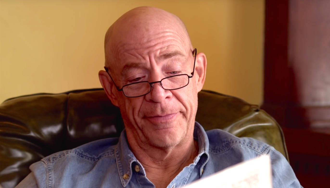 The Late Bloomer (2016), J.K. Simmons