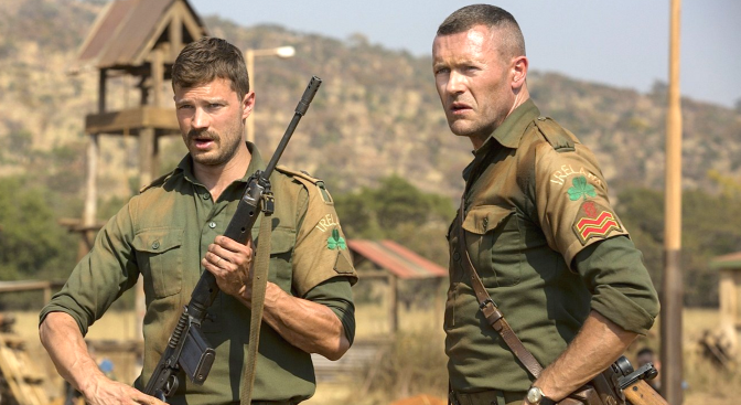 THE SIEGE OF JADOTVILLE (2016): Good Movie…