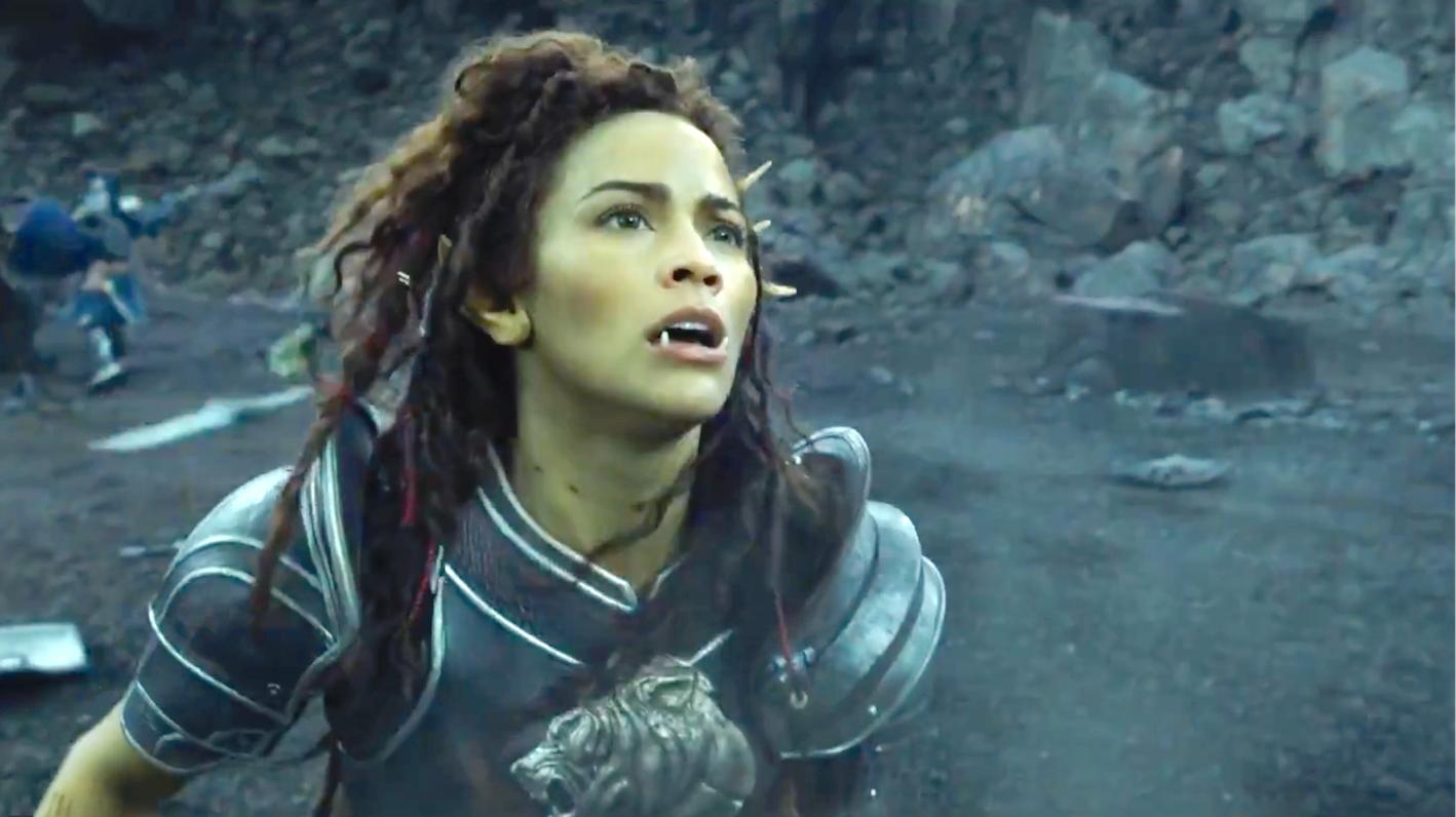 Warcraft (2016), Paula Patton (Garona)