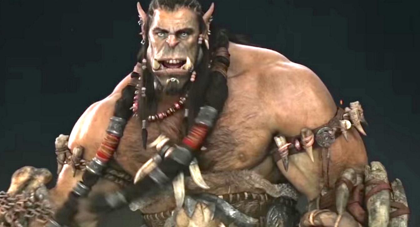 Warcraft (2016), Toby Kebbell (Antonidas)